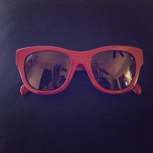 Burgundy Marc by Marc Jacobs Sunglasses